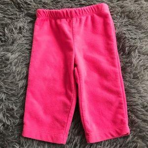 💥4/$20 CARTER'S very pink jogging pants